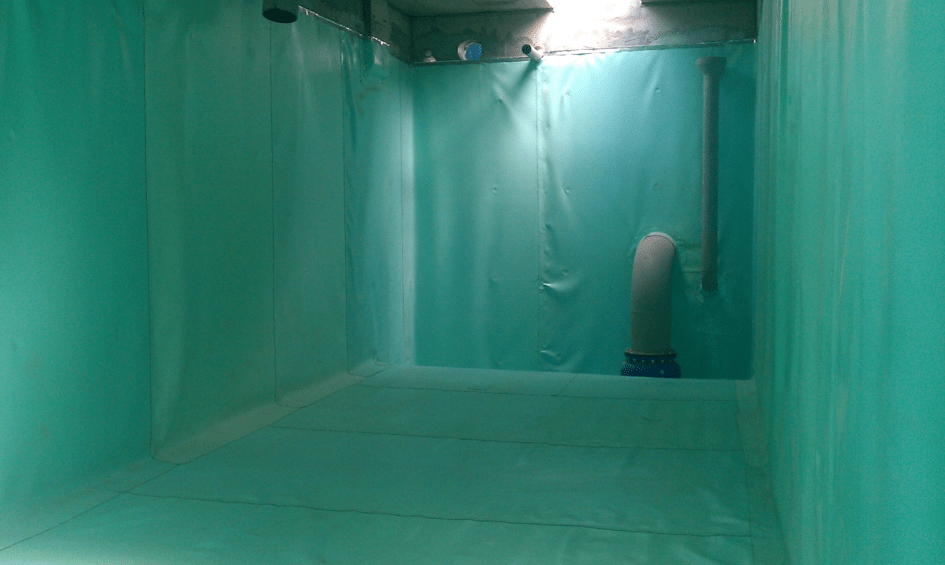 Хидроизолация на резервоари