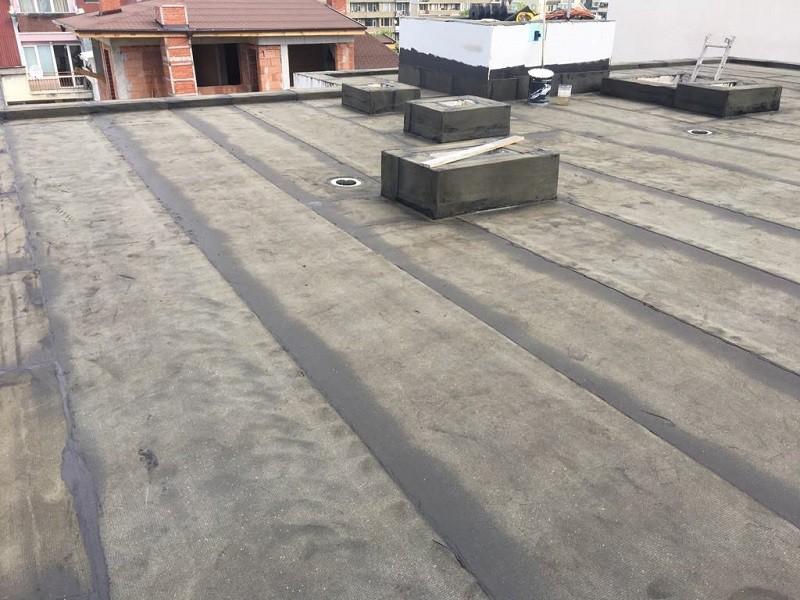 Rooftop isolation Arcoflex