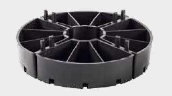 Helastoring - (кръгла подпора)