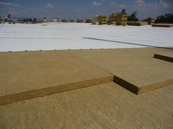 Неизползваем покрив TPO/PVC