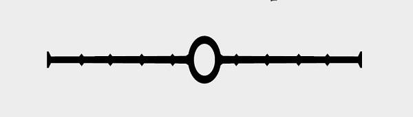 Профили за дилатационни фуги -вътешни L=200mm