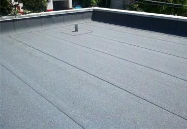 bitumen roofing system