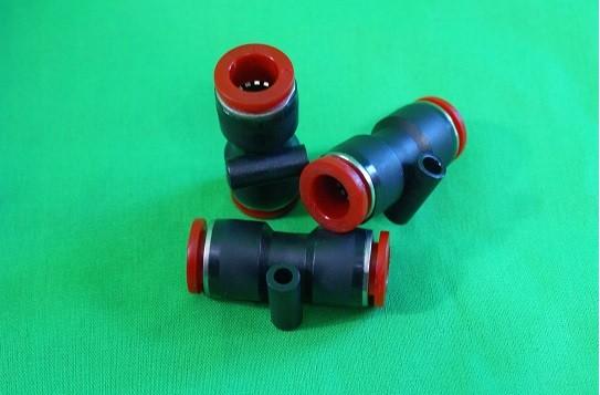 бърза връзка PVC клапа и инжекционен маркуч
