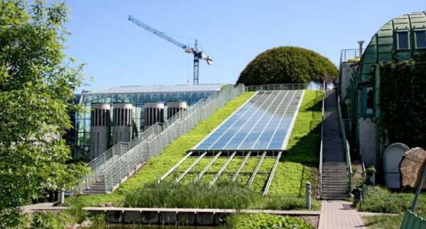 sustainable and eco-friendly architecture
