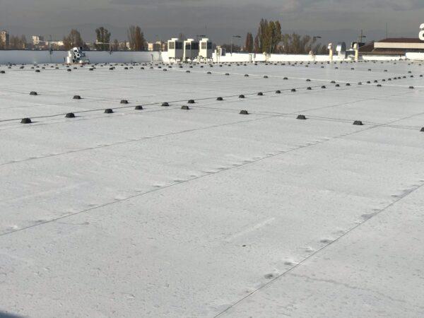 Ремонт на покриви с TPO мембрана